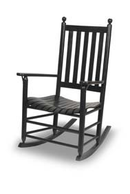 Troutman Chair 430 Classic Rocker Furniture In The Raw