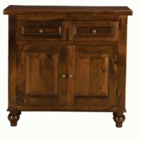 "The 44"" long Home Trends & Design Colonial Plantation Sideboard"
