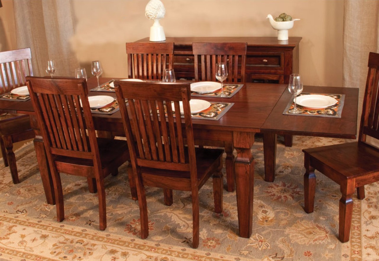 Home Trends & Design Florence Dining Table