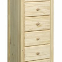 Archbold Bay Harbor 6 Drawer Lingerie Chest