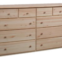 Archbold Furniture Bay Harbor Dresser Ten Drawer