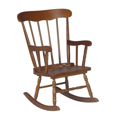 Whitewood Kid 39 S Boston Rocking Chair