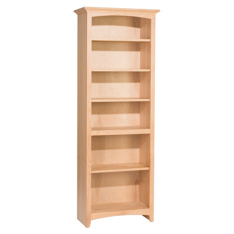 Whittier Wood Mckenzie Bookcase Collection 24 Quot Wide