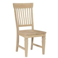 Whitewood Seattle Chair