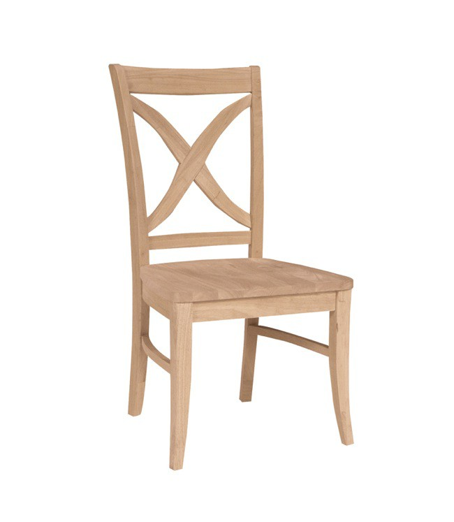 Vineyard side chair free shipping for Furniture in the raw