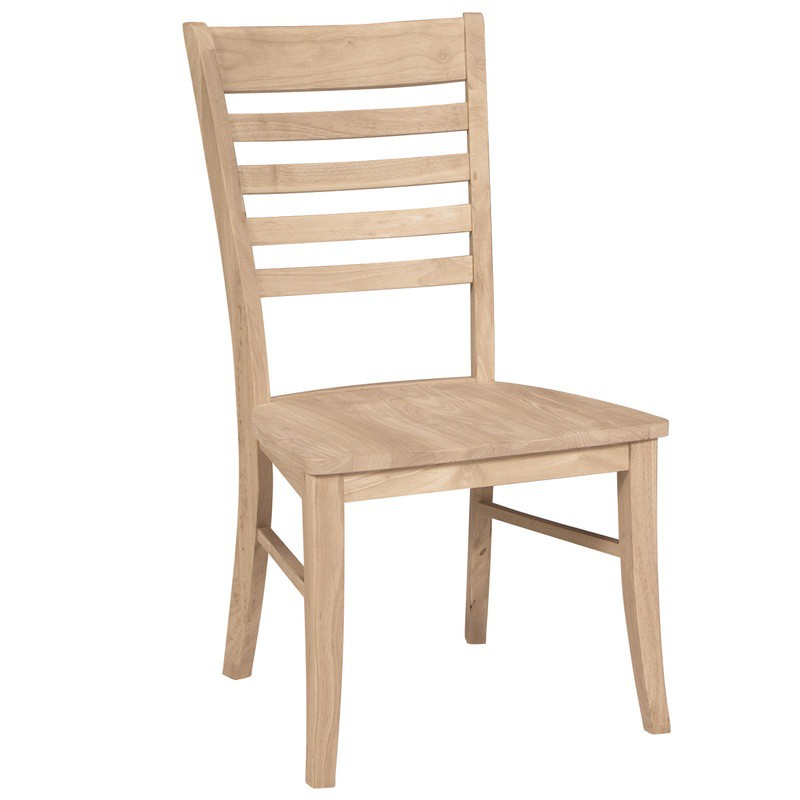 Roma Ladderback Side Chair