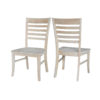 C-310 Roma Chair FRONT AND BACK