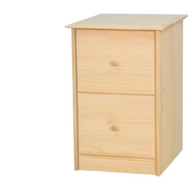 Inwood 2 Drawer File Cabinet Furniture In The Raw