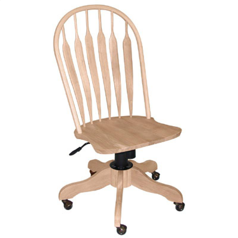 Whitewood Deluxe Steambent Windsor Chair