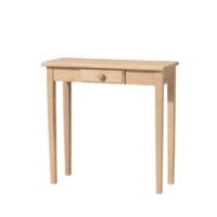 Whitewood Entry Table