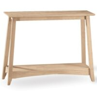 Whitewood Bombay Sofa Table