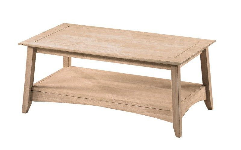 Whitewood Bombay Coffee Table