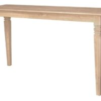 Whitewood Java Sofa Table