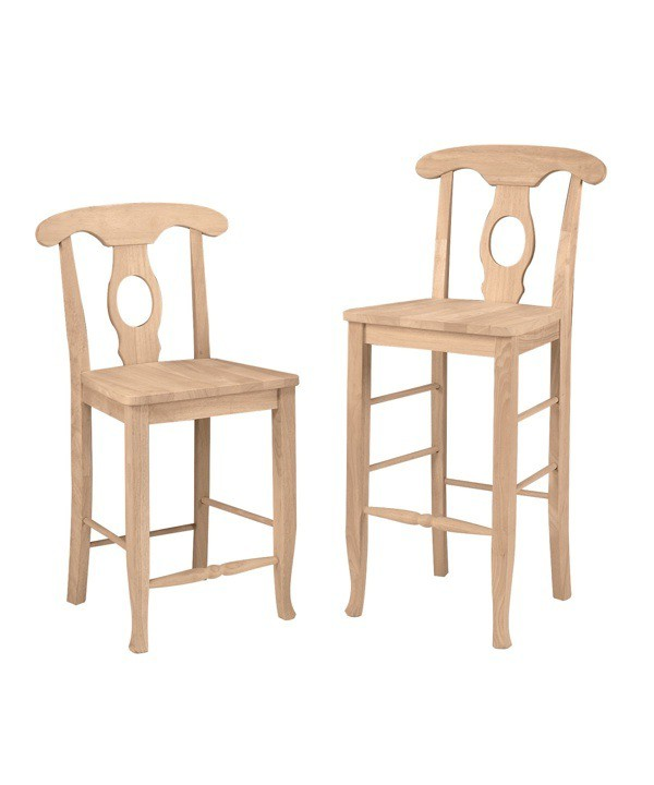 Empire Bar Stool and Counter Stool