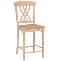 Lattice Counter Stool 24 inch