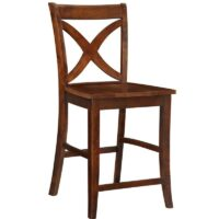 Cosmopolitan Espresso Salerno Counter Stool