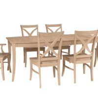 Whitewood Butterfly Vineyard Table