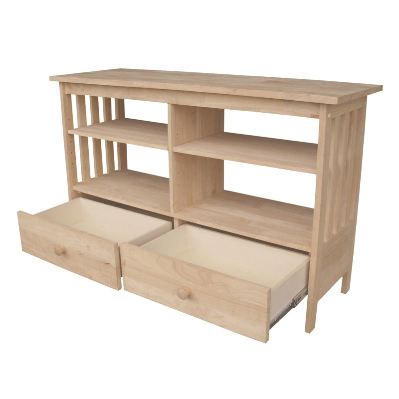 Whitewood Mission Entertainment Stand Collection