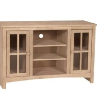 Whitewood TV Stand
