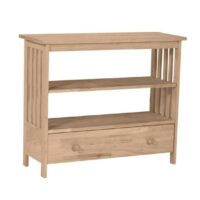 Whitewood Mission Entertainment Stand