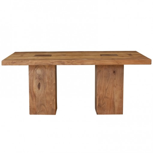 Tao Dining Table 72 Natural Furniture In The Raw