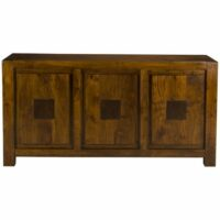 Home Trends and Design Tao Sideboard 65″ in Walnut