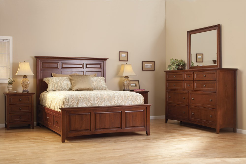 Whittier Wood McKenzie Mantel Storage Queen Furniture In The Raw New Mckenzie Bedroom Furniture