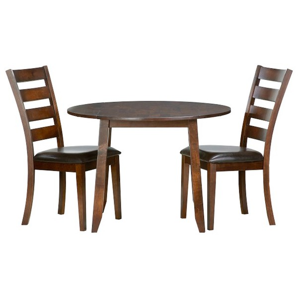intercon kona drop leaf table and chairs