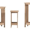 Whitewood Mission Plant Stand Collection