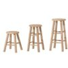 Round Top bar stool, counter stool and kitchen stool