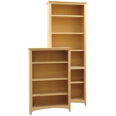 """Inwood Bookcases Trim Options 24"""" Wide 1 Furniture in"""