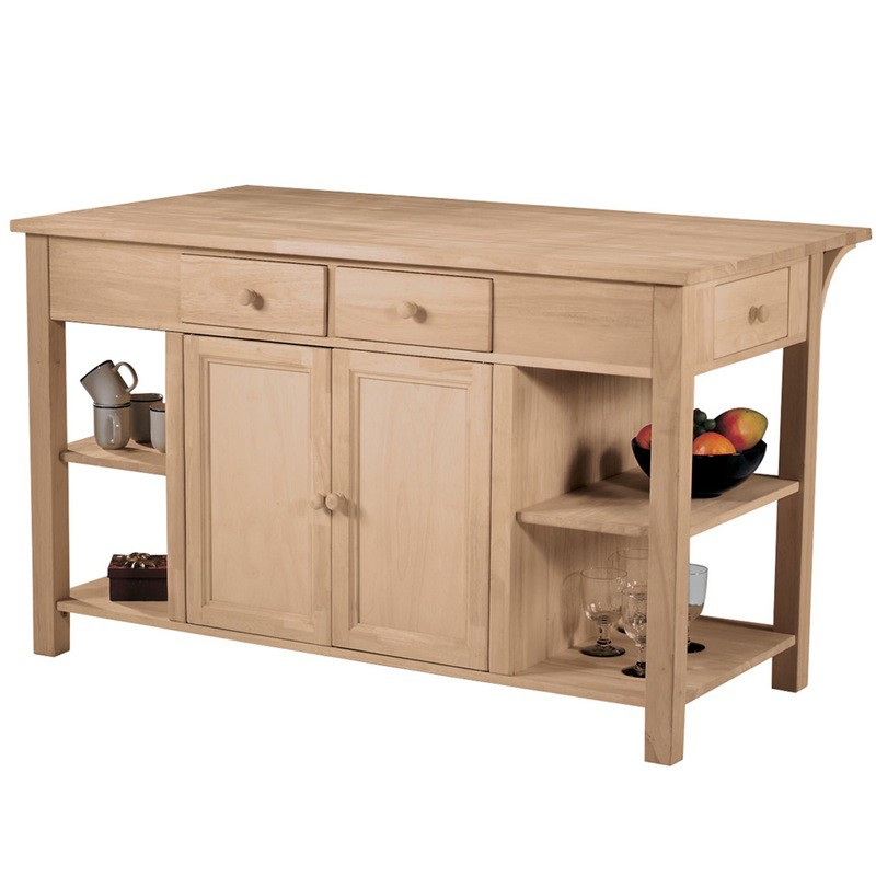 Home  Super Kitchen Island Breakfast Bar