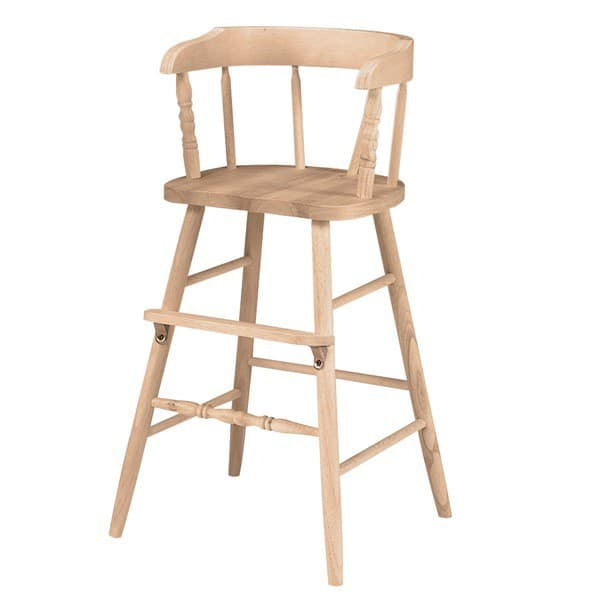 Wood Kids Chair