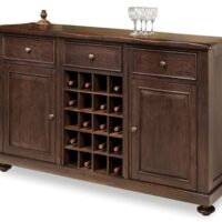 Intercon Bridgeport Dining Wine Server