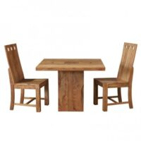 Home Trends & Design Tao Square Dining Table 40""