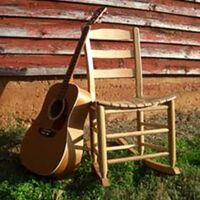 guitar rocker Aunt Annie's Troutman Rocker
