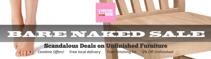 Bare Naked Sale