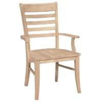 Roma Ladderback Arm Chair