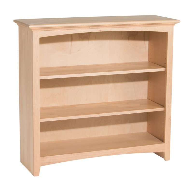 Whittier Wood Mckenzie Bookcase Collection 36 Quot Wide
