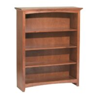 Whittier Wood McKenzie Bookcase Collection – 36″ Wide