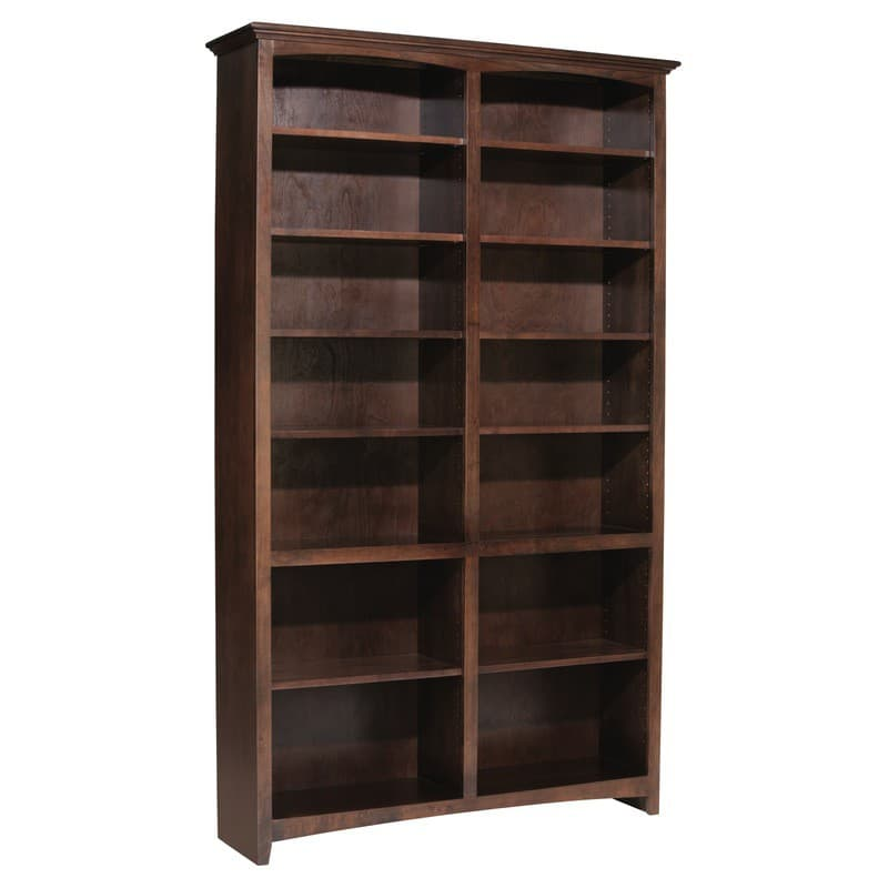 Whittier Wood Mckenzie Bookcase Collection 48 Wide