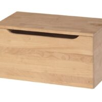 Whitewood Storage Chest