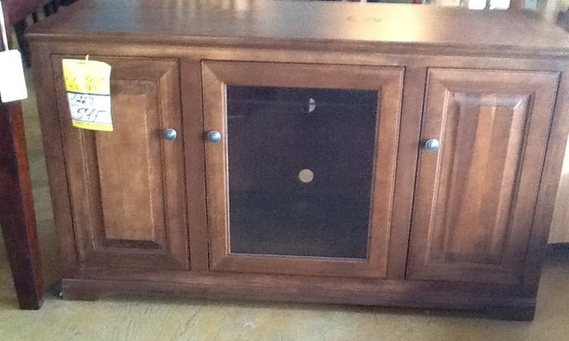 Eagle Tall Entertainment Console Furniture In The Raw