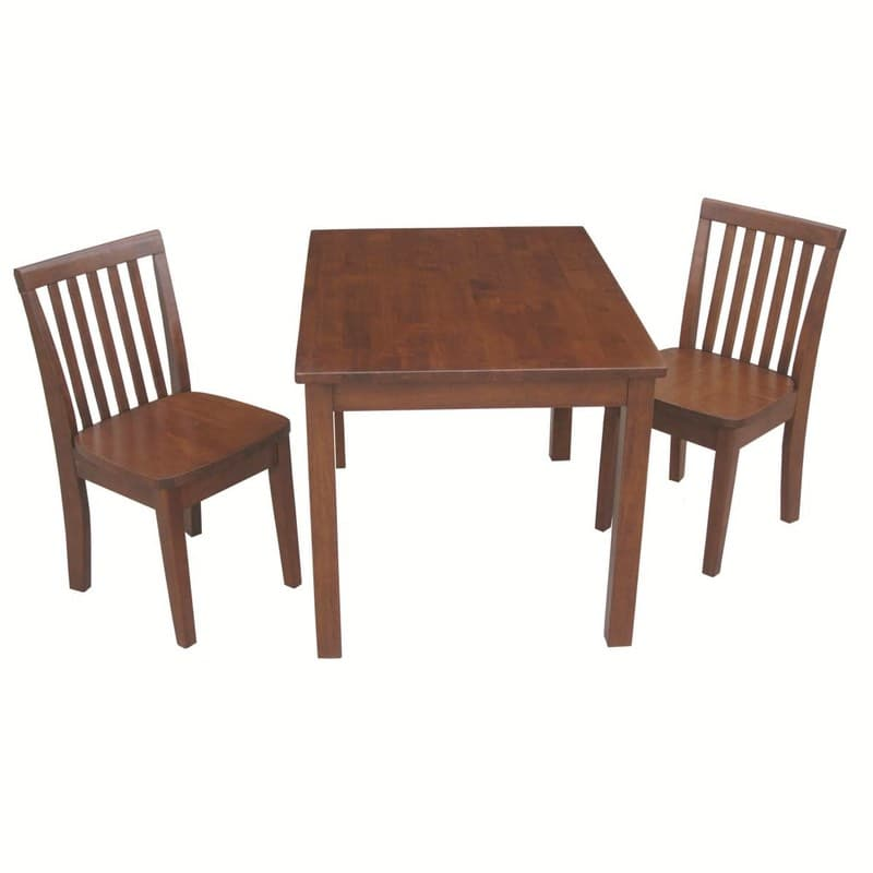 Kids Mission Table and Chair Set – Chair and Table for Kids