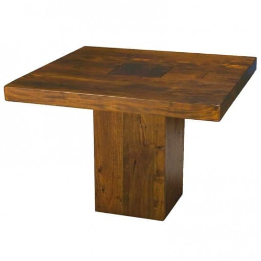 Tao square dining table for Furniture in the raw