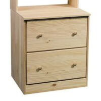 Archbold Pine Modular Home Office Lateral File Cabinet