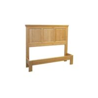 Archbold Alder Shaker Raised Panel Bed