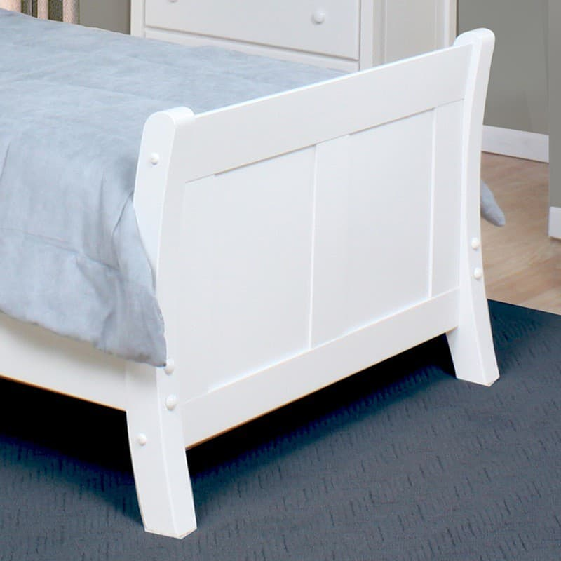 The Archbold Bay Harbor Pine Bed Is Made From Solid Wood