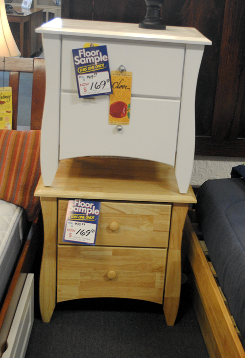 New Energy Nightstands Furniture In The Raw