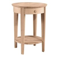 Whitewood Phillips Bedside Table